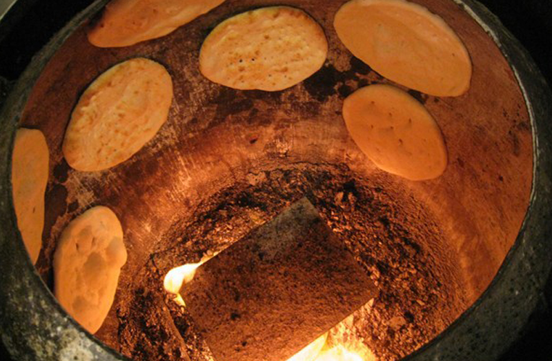 History Of Tandoor, Tandoori Cooking