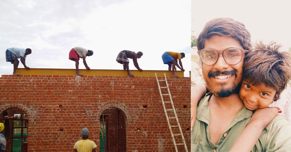 Ditch Cement, Use Jaggery & Eggs to Build Homes! TN Engineer Shows You How
