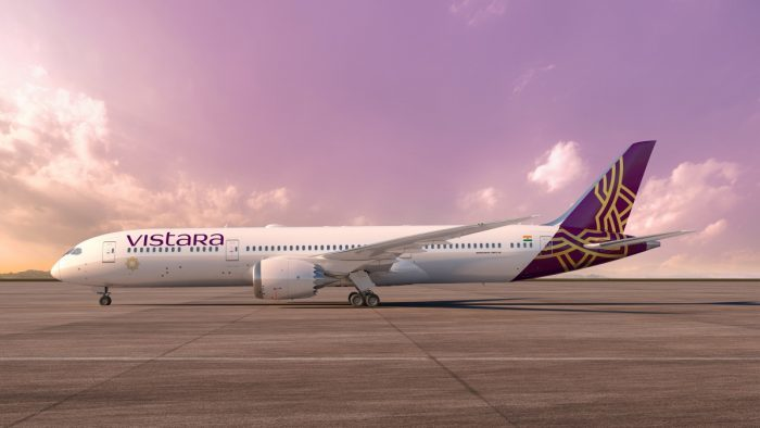 A Look Inside Vistara's Stunning New Boeing 787 Dreamliner