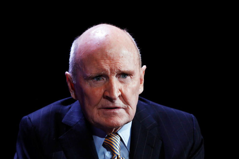 Jack Welch, 'Manager of the 20th Century', dies at 84