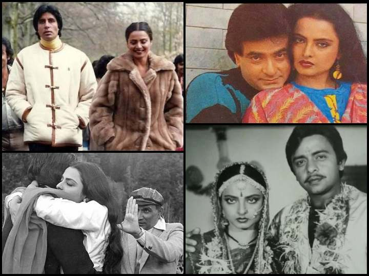 Birthday Special: Rekha wanted to get married and settle down, not only Amitabh Bachchan but also the name associated with these celebs
