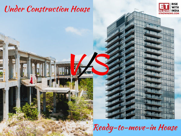 Under construction Vs Ready to move in home Know which is ideal for you