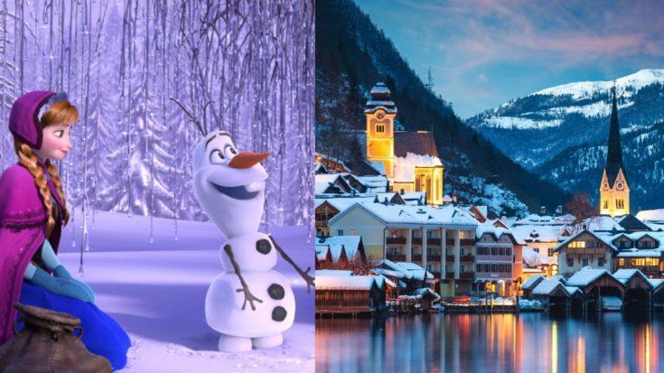 Austrian Village That Inspired The Township In Disney Movie 'Frozen' Is Now Getting Ruined Because Of Overtourism