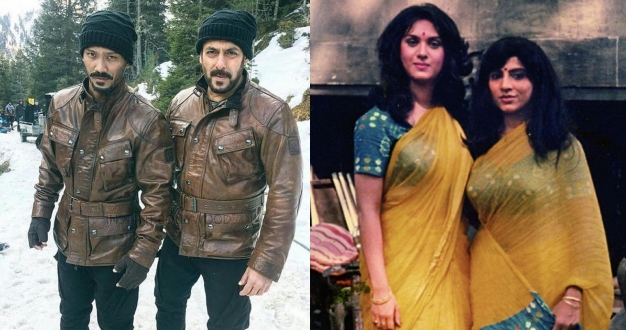 16 Bollywood Actors Who Used Body Doubles to Perform the Dangerous Stunts in Movies