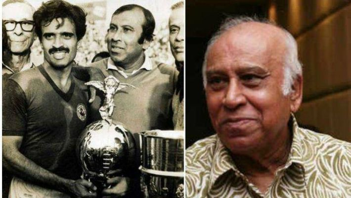 Indian football legend PK Banerjee dies aged 83