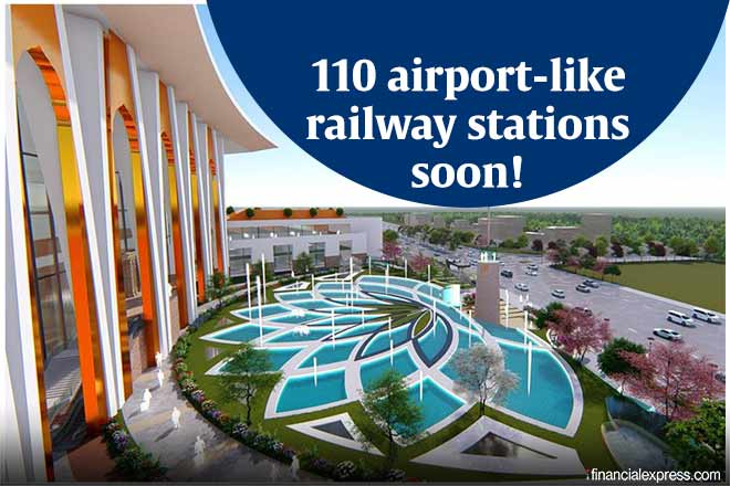 Get ready for 110 world-class stations! 10 interesting things to know about Indian Railways big infra project