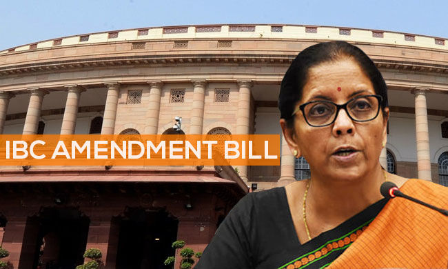 Parliament passes amendments to IBC