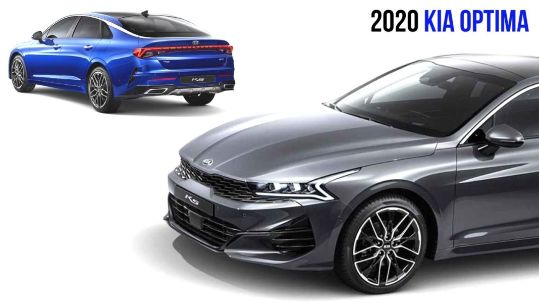 All You Need To Know About New-Gen Kia Optima