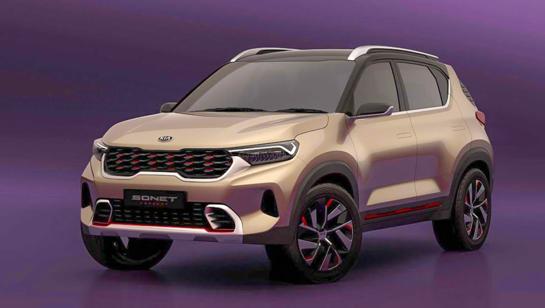 Top 5 Upcoming Turbo Petrol SUVs In India – Kia Sonet To Mahindra Thar