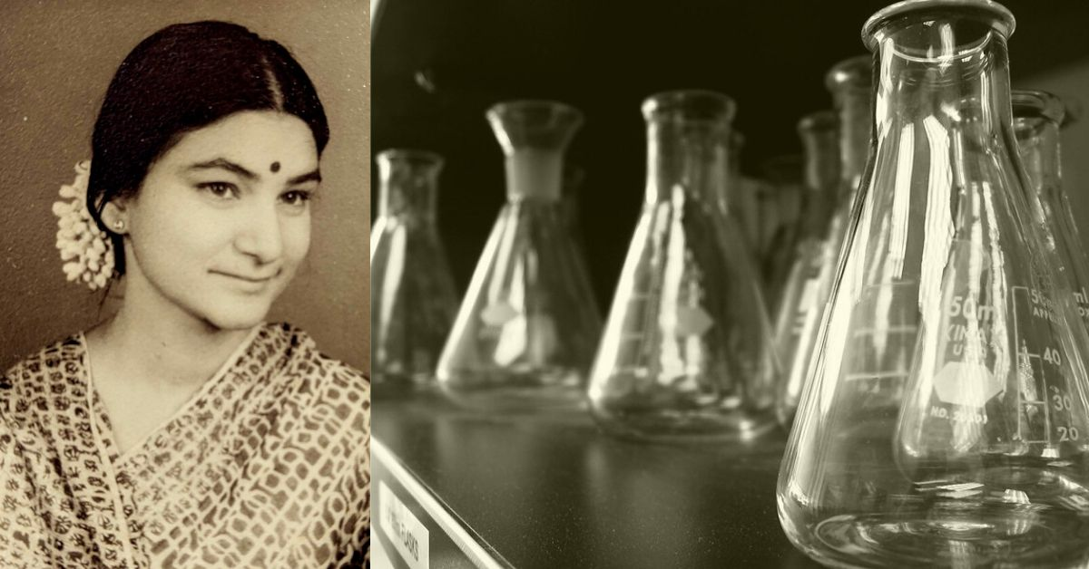 One of Our Best Biochemists With 16 JACS Papers, She Was Never Awarded By India!
