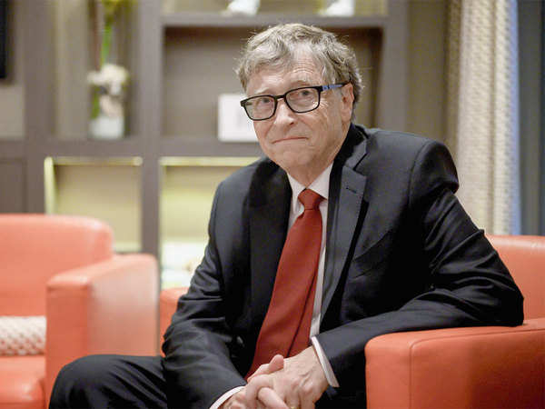 Bill Gates steps down from Microsoft board to serve humanity
