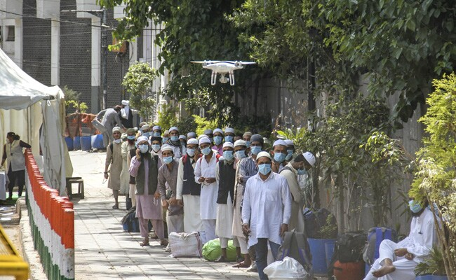 Nearly 100 Delhi Mosque-Linked Coronavirus Cases, 2,100 Evacuated: 10 Facts