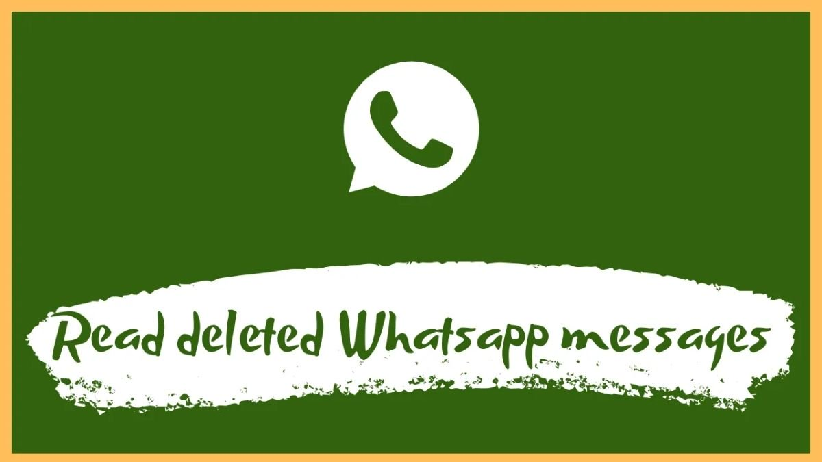 Want to see deleted messages on WhatsApp? There is an unofficial way to do it, here is how