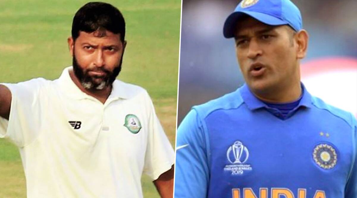 "MS Dhoni Wanted To ""Make Rs 30 Lakh"" From Cricket And Live Peacefully In Ranchi, Says Wasim Jaffer"