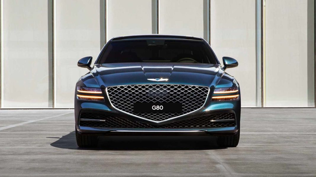 All-New Genesis G80 Sedan Unveiled; Looks Stunning Inside And Out