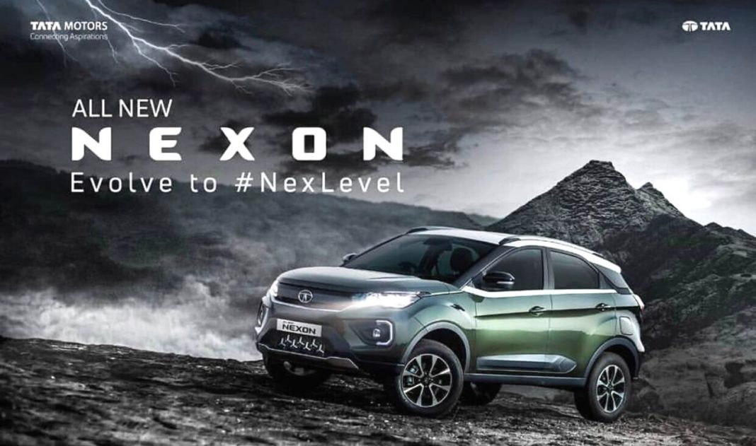 Tata Nexon XZ+ (S) With Sunroof Launched In India