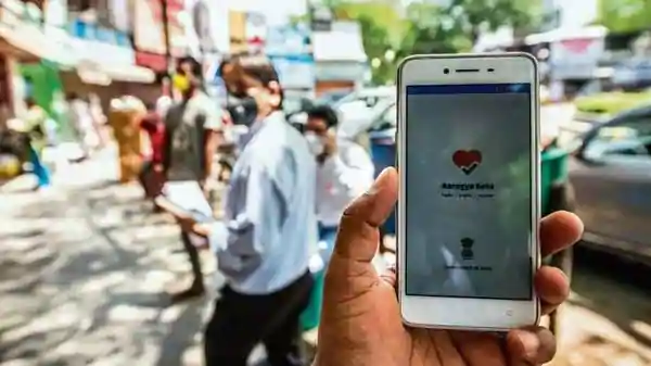 India is pinning hopes on apps in virus fight