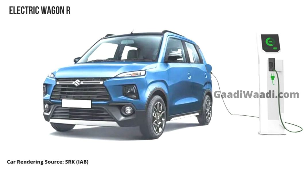 Maruti Wagon R EV To Get Locally Manufactured Lithium-Ion Battery