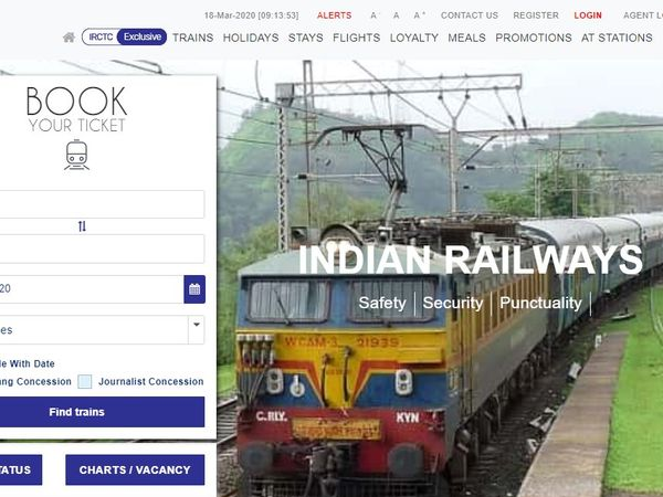 IRCTC shares important information for refund of cancelled trains