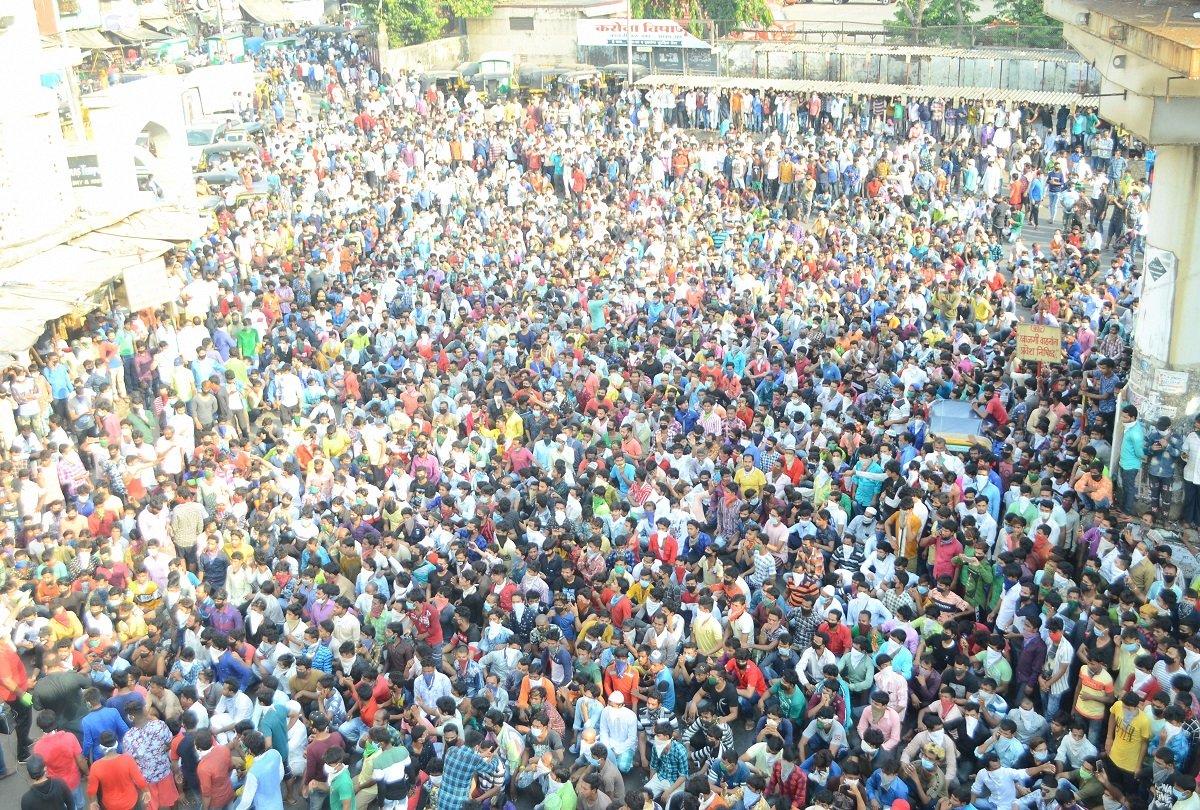 Coronavirus update- From lathicharge to probe: What happened in Mumbai's Bandra