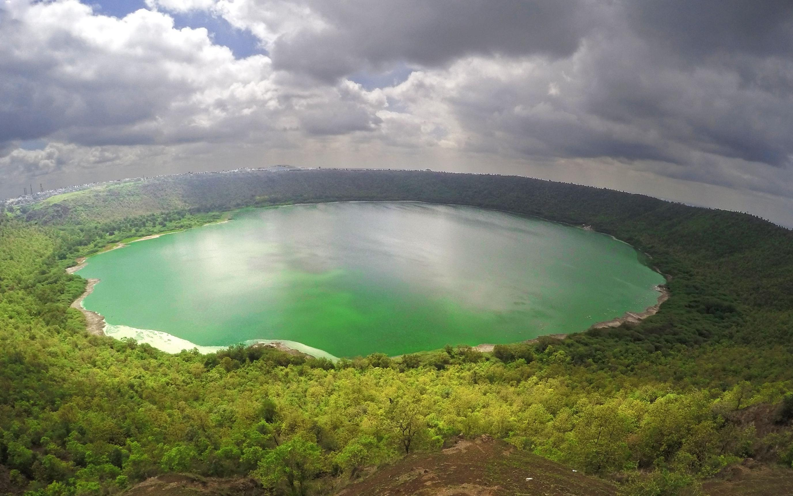 Did You Know Maharashtra Is Home To A 52,000-Year-Old Crater Lake?