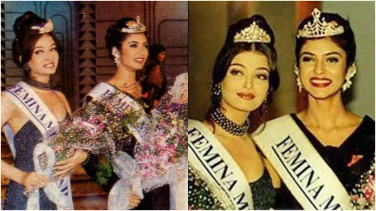 Throwback: When Sushmita Sen decided to withdraw from Miss India pageant because of Aishwarya Rai