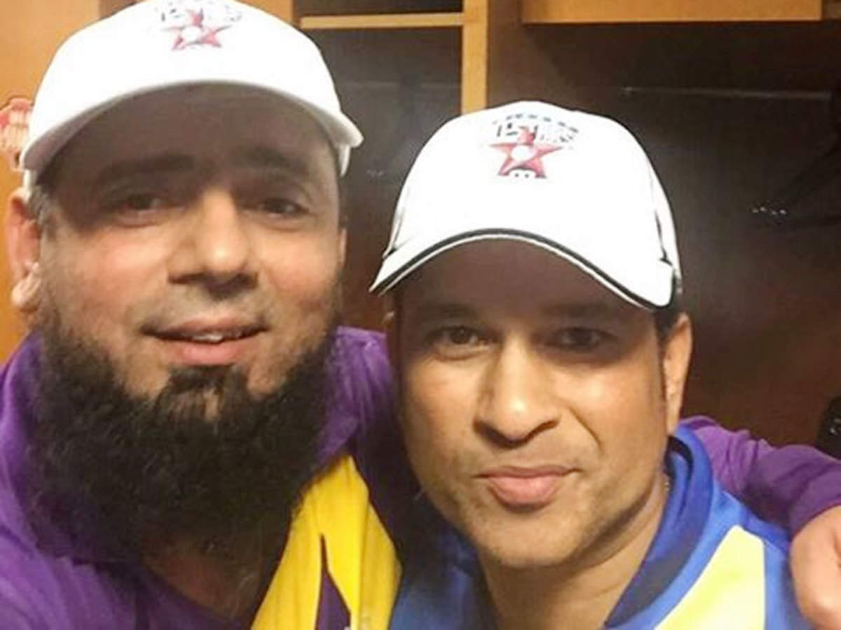 When Saqlain Mushtaq sledged Sachin Tendulkar only to never sledge him again