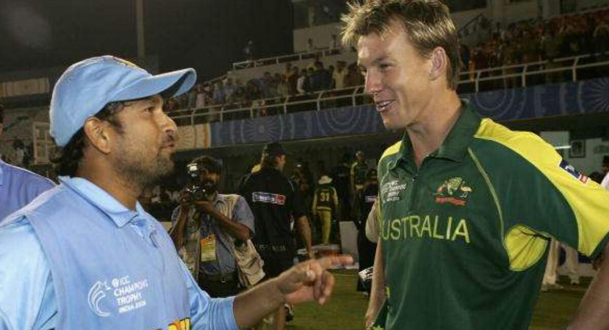 'Don't talk to Sachin, you'll be in pain': Lee reveals why McGrath advised not to sledge Tendulkar