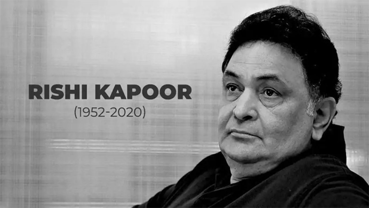Rishi Kapoor, Bollywood's original chocolate boy, dies at 67