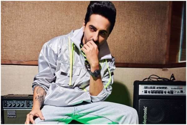 Ayushmann Khurrana was Once Asked to