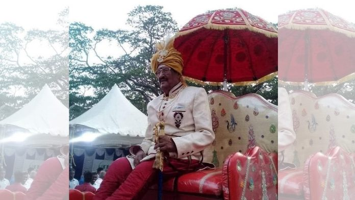 Zamindar of Singampatti, an LIC agent and last of 'crowned' rulers left in India, dies
