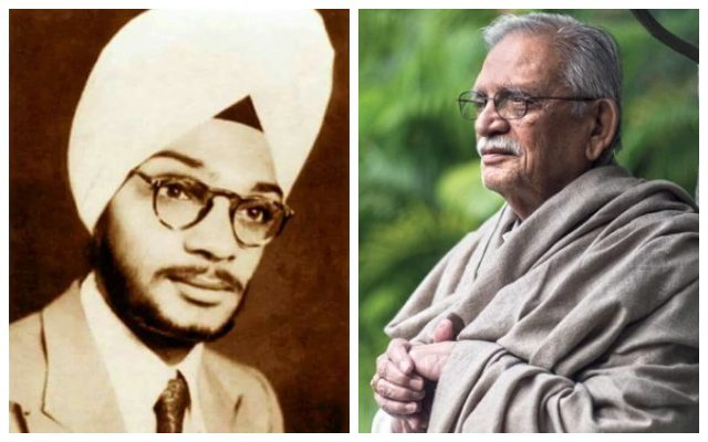 How A Turbaned Motor Mechanic Sampooran Singh Became The Legendary Gulzar!