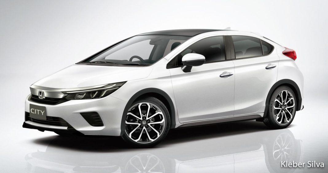 2020 Honda City Rendered With Hatchback Design Does Convince Us