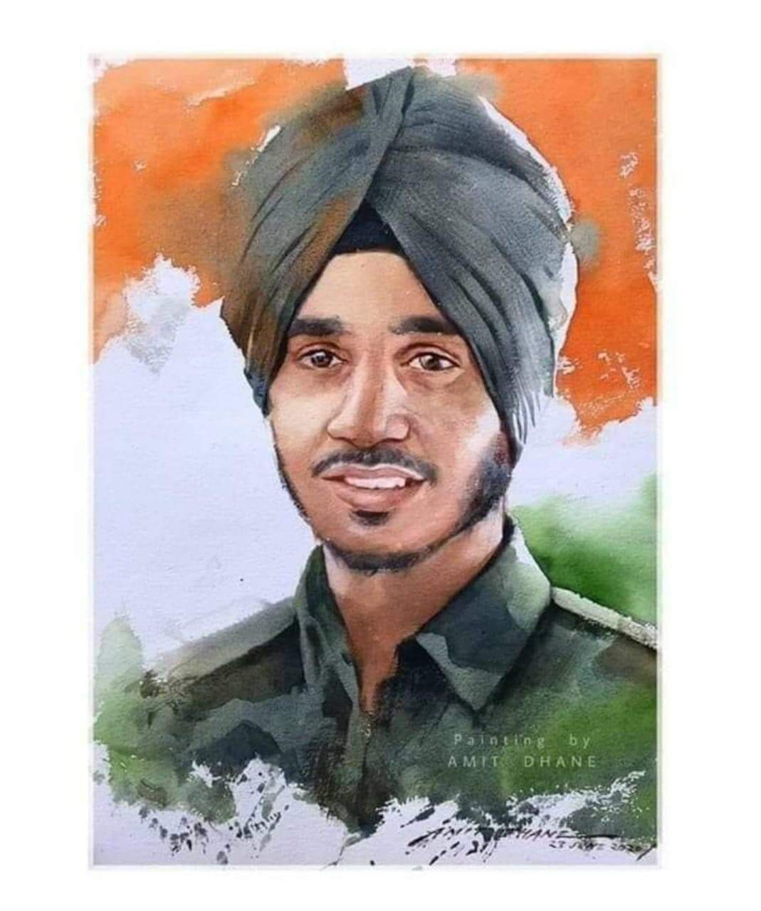 Must Read Story of chhotey veer (little brother) Gurtej, just 23 years of age, whose boyish looks concealed a steely soldier, who never shyed away from an unequal fight.