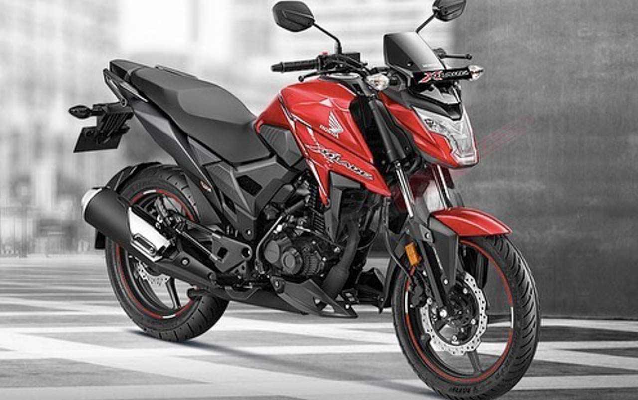 2020 Honda X-Blade BS6 Launched In India; Prices Start At ₹ 1.05 Lakh