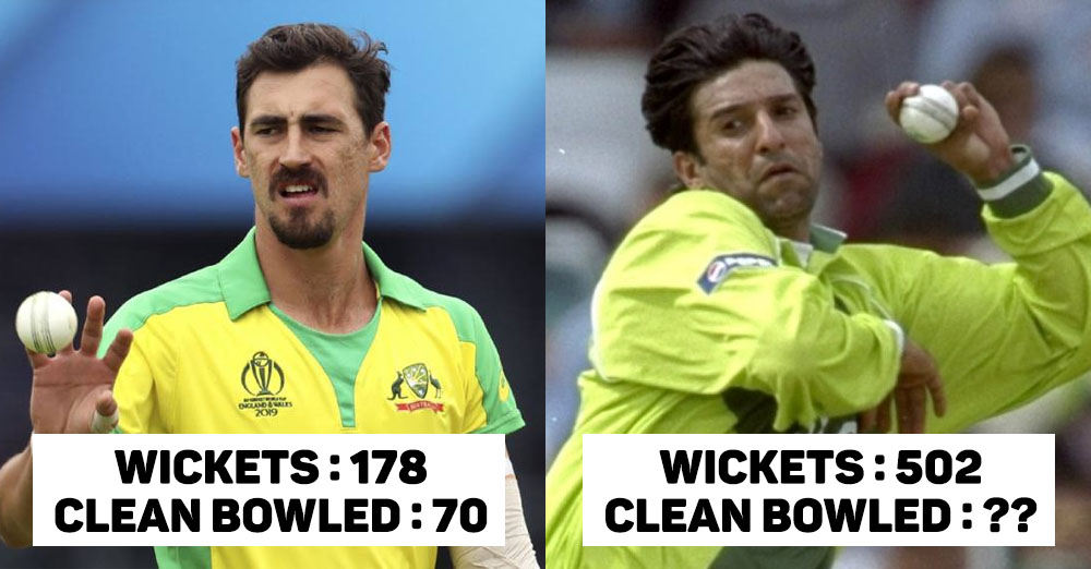 4 bowlers who 'Clean Bowled' batsmen the most number of times in ODIs