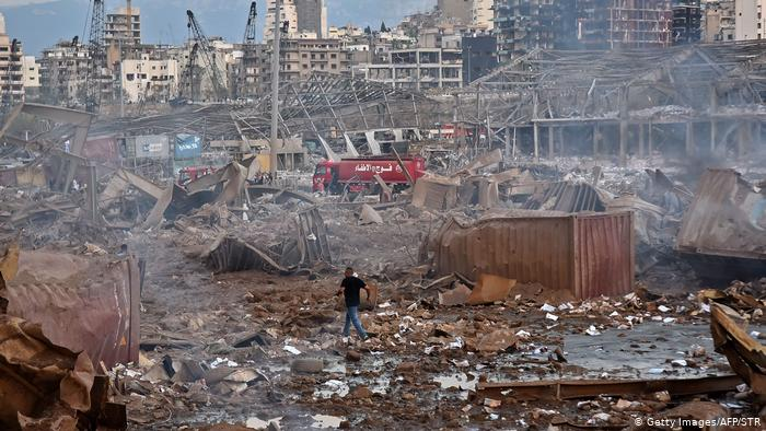 Explained: What is ammonium nitrate, which caused the massive explosion in Beirut?