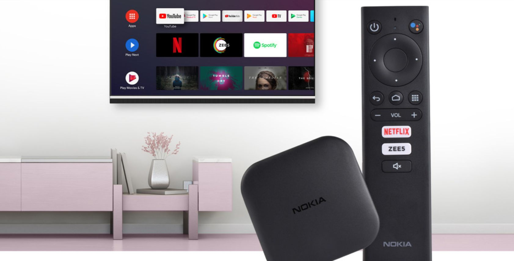 Nokia launches new Media Streamer to rival Amazon Fire TV Stick: Price, features
