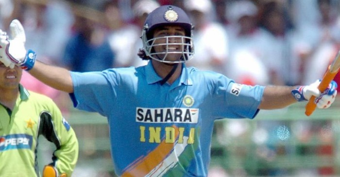 When MS Dhoni's six cancelled a Pakistan cricketer's 'date' with an Indian girl