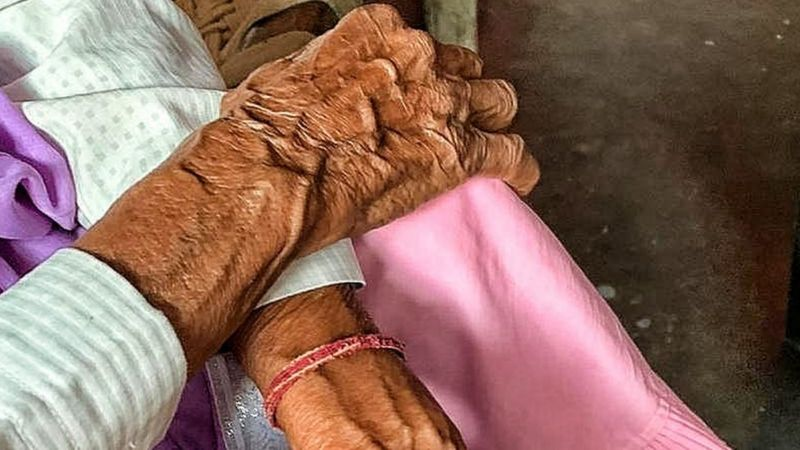 India in shock over 86-year-old grandmother