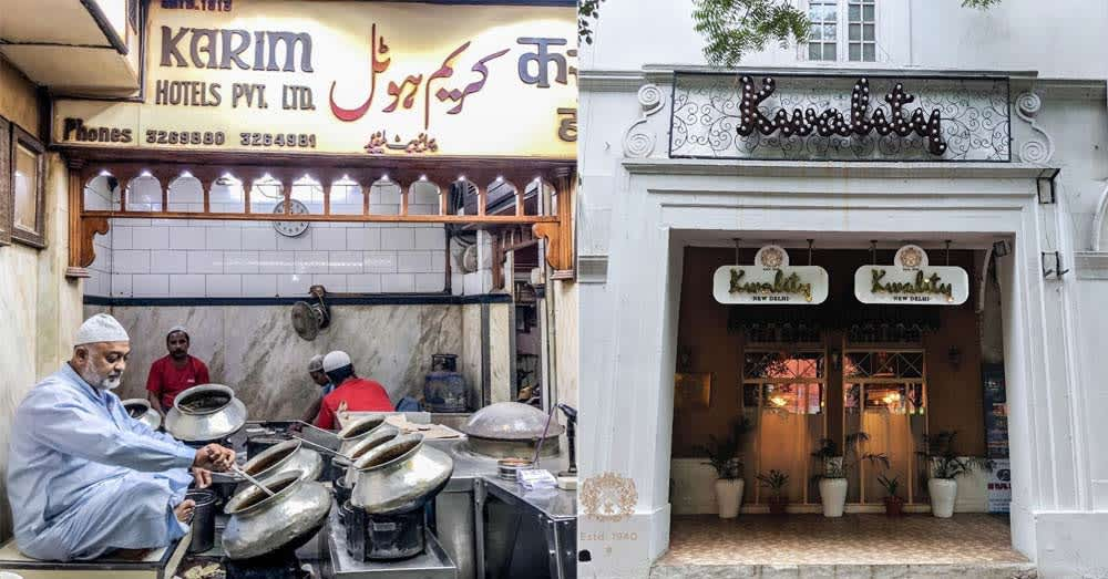 10 Seriously Iconic Delhi Restaurants Over 50 Years Old And Still Standing Strong!