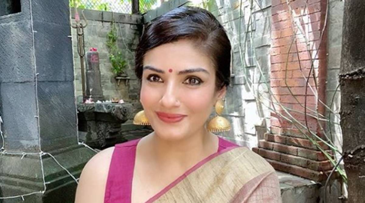 Raveena Tandon shares effective 'ancient remedy' to prevent hair fall; try it out