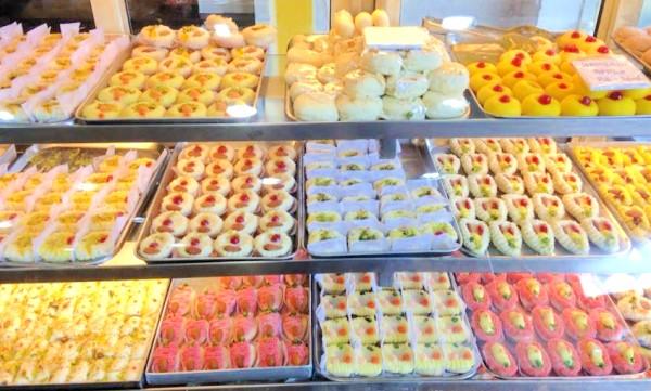Sweet sellers need to display