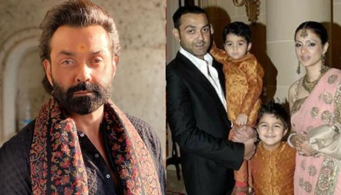 Bobby Deol Talks About His Life
