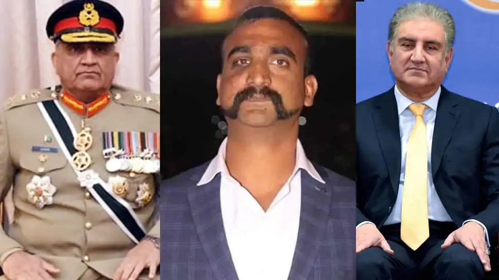 'COAS Bajwa's legs were shaking': Pakistan MP recalls why IAF pilot Abhinandan Varthaman was released