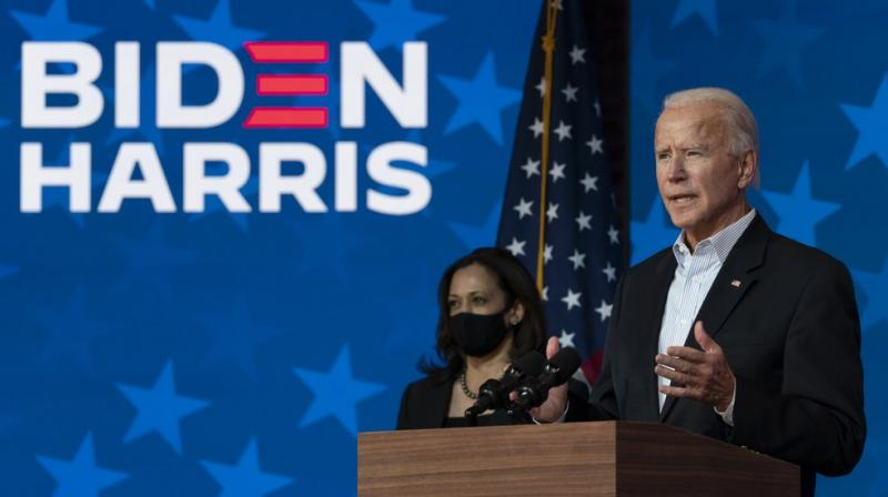 Democrat Joe Biden is 46th President of the United States of America