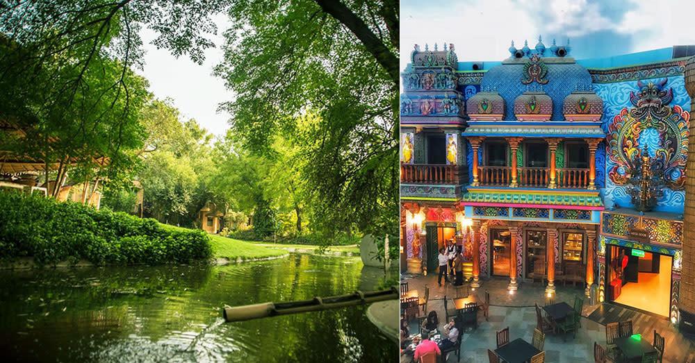 5 Places In Delhi That
