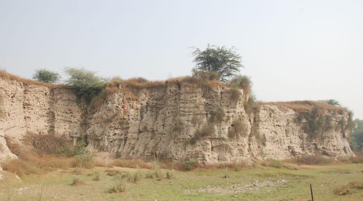 हरसा छीना: धरती के नीचे दफन एक अंजान प्राचीन सभ्यता