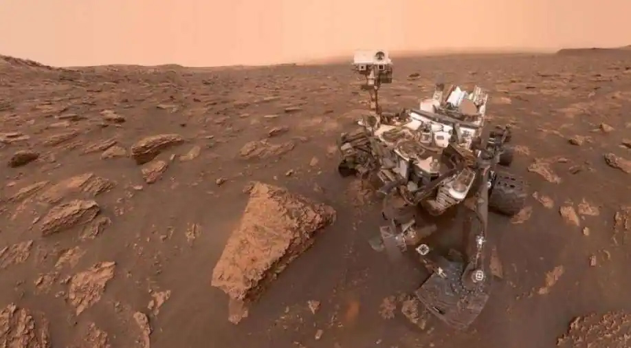 Mysterious methane detections on Mars baffle NASA scientists
