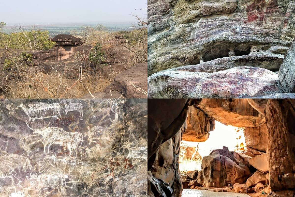 Prehistoric cave paintings discovered near Delhi NCR: A look at India's ancient cave arts